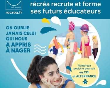 Formation diplômante maître nageurs