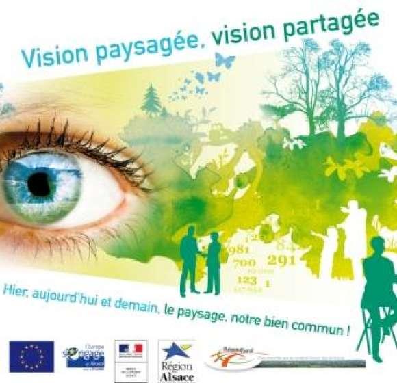 Vision paysagée, vision partagée