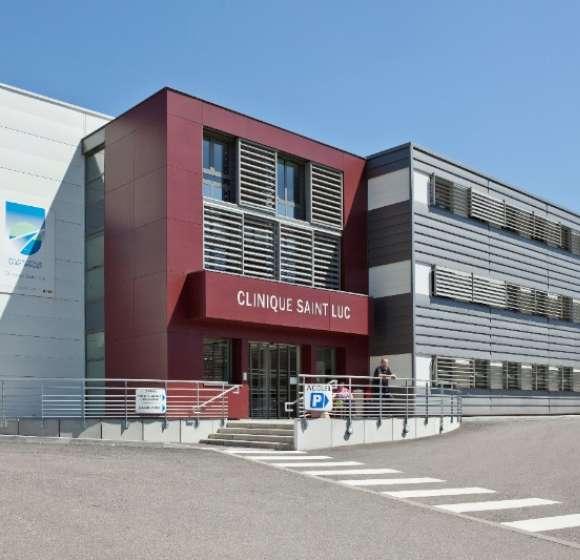 Clinique Saint-Luc