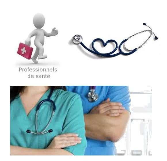 Professionnels de la santé